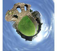 PlanetCumbria - Egremont Castle Photographic Print