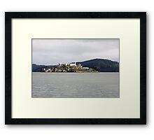 Frisco San Francisco 9 Framed Print
