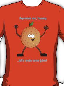 Randy Orange T-Shirt