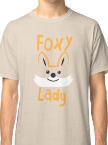 Foxy Lady Classic T-Shirt