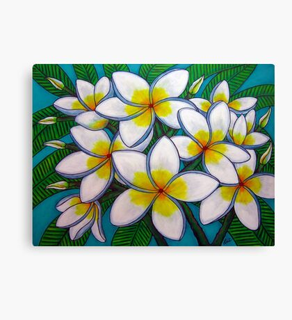 Caribbean Gems Canvas Print