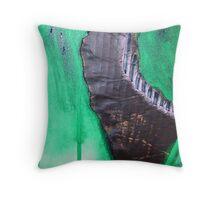 crow monolith 9 Throw Pillow