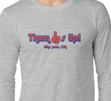Thumbs Up! Logo Long Sleeve T-Shirt