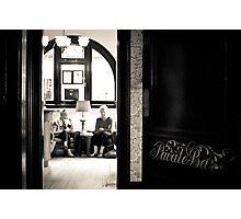 Private Bar Photographic Print