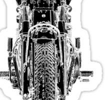 Think Bike 1 Sticker