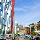 Paddington Basin 1 by trobe