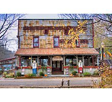The Story Inn is Indiana's oldest country inn Photographic Print