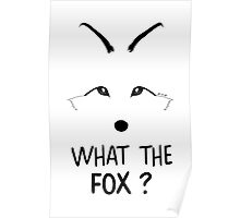 What the Fox ?  Poster