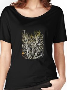 Iceland Tree 1 Women's Relaxed Fit T-Shirt