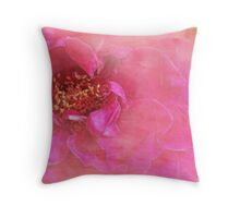 the glow from within Throw Pillow