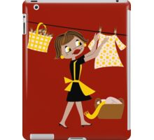 Hang Your Clothes Out II iPad Case/Skin