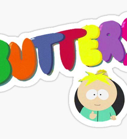 Butters South Park Sticker