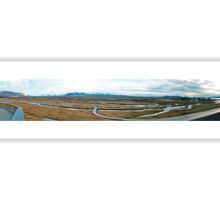 panoramic 1 Sticker