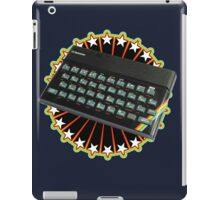 Sinclair ZX Spectrum Celebration iPad Case/Skin