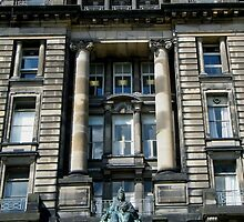 Royal Infirmary, Glasgow by ElsT