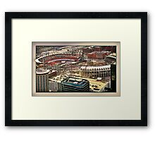 Busch New and Old Framed Print