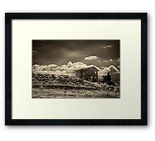 Classic Holleywood Framed Print