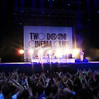 Two Door Cinema Club, Tennents Vital 2011 by colettelydon