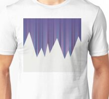 Ice Peak Mountains Unisex T-Shirt