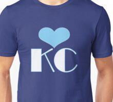 Love KC - Heart Unisex T-Shirt