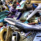 Work Bench -- Airplane Models by Bill Wetmore