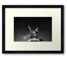 Cley Windmill Framed Print
