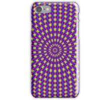Rings in Red Blue and Yellow iPhone Case/Skin