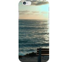 SEAT WITH A VIEW iPhone Case/Skin