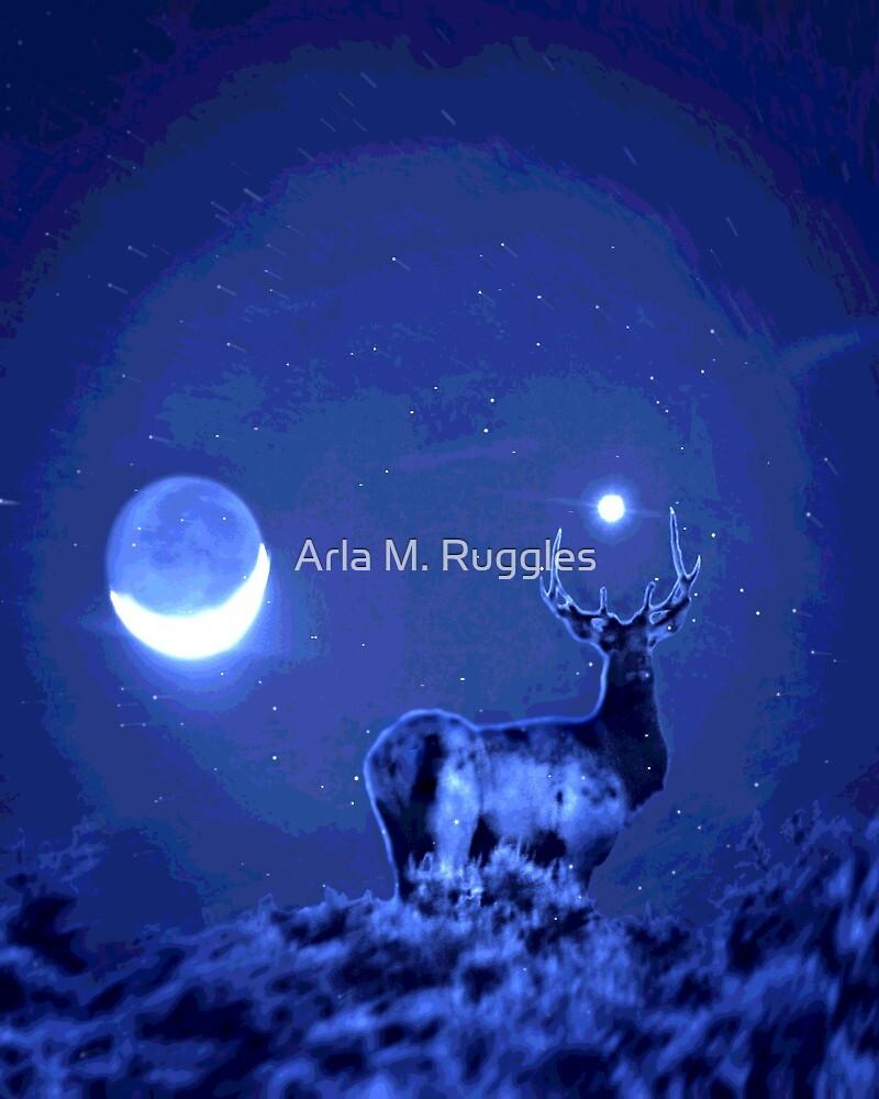 Universal Elk by Arla M. Ruggles