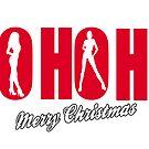 HO HO HO - MERRY CHRISTMAS  by mcdba