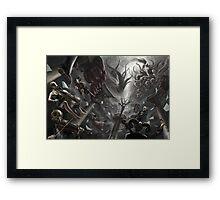 Symphony Insomnium Framed Print