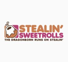 Stealin' Sweetrolls by merimeaux
