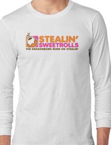 Stealin' Sweetrolls Long Sleeve T-Shirt