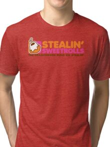 Stealin' Sweetrolls Tri-blend T-Shirt