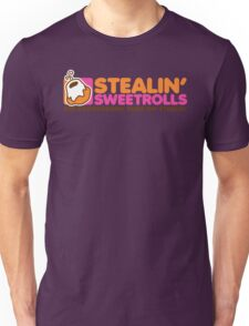 Stealin' Sweetrolls Unisex T-Shirt
