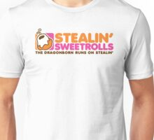 Stealin' Sweetrolls Unisex T-Shirt