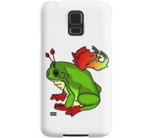 Fairy Frog Samsung Galaxy Case/Skin