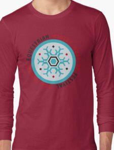 Winter Wrap Up Festival Long Sleeve T-Shirt