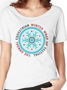 Winter Wrap Up Festival Women's Relaxed Fit T-Shirt