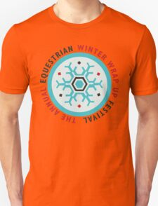 Winter Wrap Up Festival T-Shirt