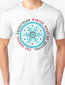 Winter Wrap Up Festival T-Shirt
