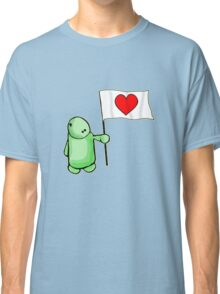 The Love Flag Man Classic T-Shirt