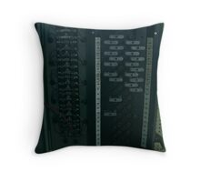Danger Danger...High Voltage!!! Throw Pillow