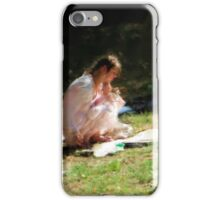 plein air iPhone Case/Skin