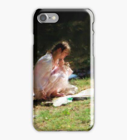 plein air iPhone Case/Skin