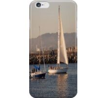 Two Boats... iPhone Case/Skin
