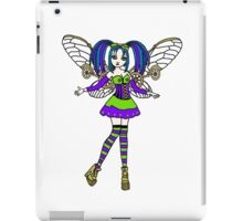 Steampunk Faerie iPad Case/Skin