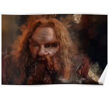 """""""Gimli-Lord of the Rings"""" Poster"""