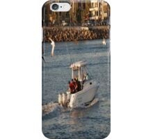Birds and Boats... iPhone Case/Skin