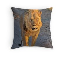 Foot Patrol Throw Pillow